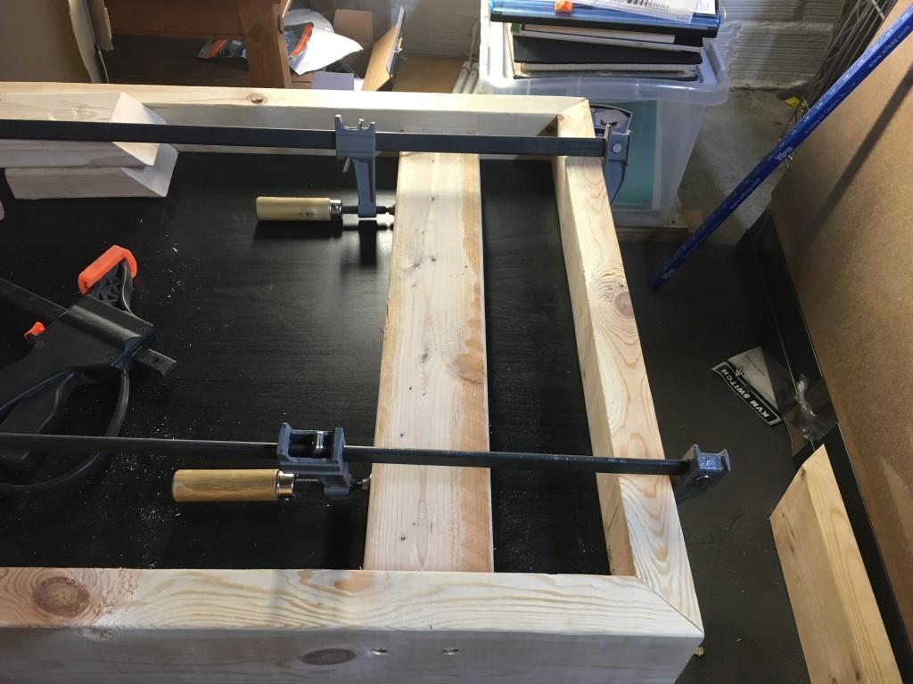 bottom frame assembly 2