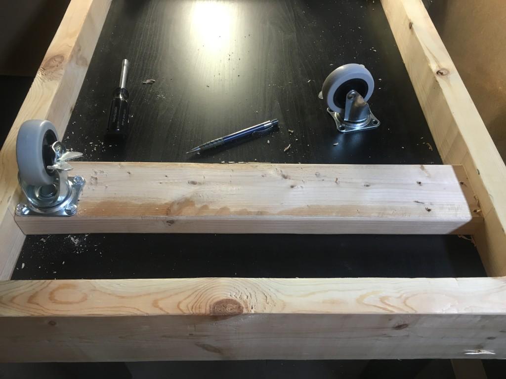bottom frame assembly 4